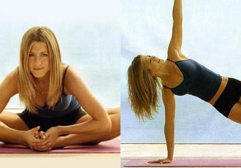 Hot Yoga: una disciplina que crece entre los famosos