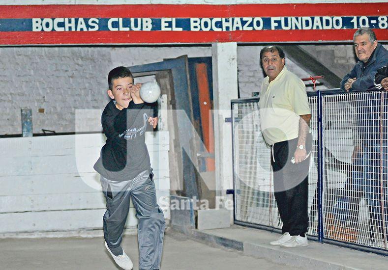 Club el Bochazo: porque el amor es más fuerte