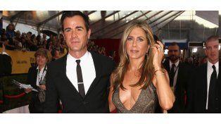 Tragedia en la luna de miel de Jennifer Aniston y Justin Theroux
