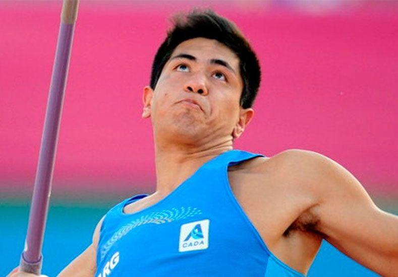 Beijing: Toledo marcó la mejor marca de su vida y clasificó para la final
