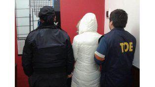 Capturaron a la mujer condenada por explotación que había sido liberada por personal policial