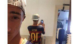 La peor pesadilla de Mourinho: su hijo es fanático de Lionel Messi