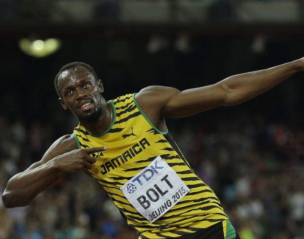 Bolt se convirtió en el atleta con mayor cantidad de medallas en Mundiales.