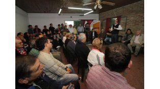 En barrio Cabal, los vecinos aprobaron el proyecto para contar con gas natural