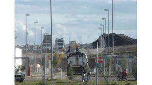 Desde 2010. El complejo ambiental de Santa Fe está en Circunvalación a la altura de Hernandarias./ Manuel Testi.