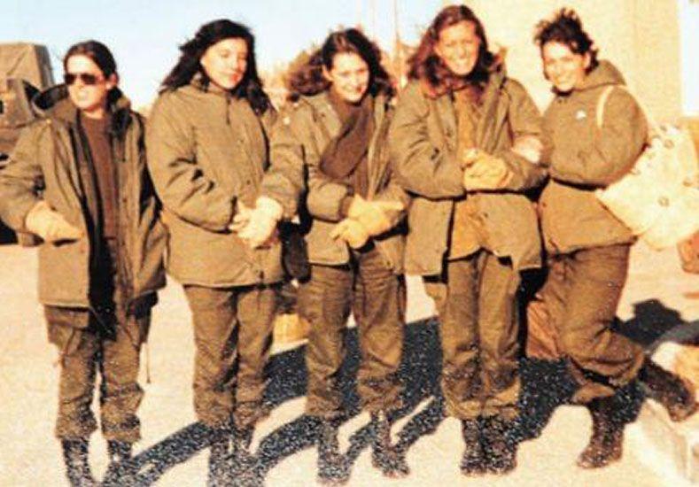 Las heroínas borradas de la guerra de Malvinas