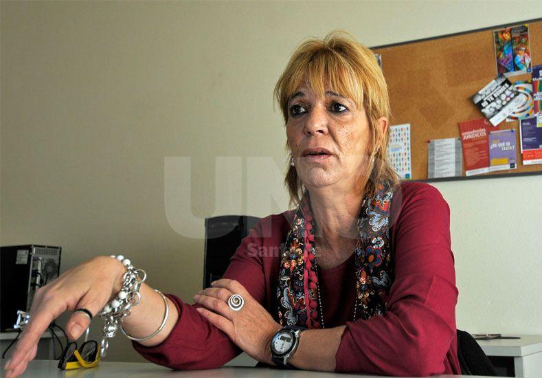 La investigadora Alicia Panero es la autora de Mujeres Invisibles/ Mauricio Centurión.