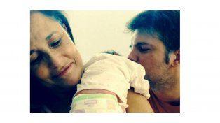 Callejón en su momento más feliz: Siento que esta bebita es querida por la gente