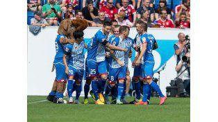 ¡No lo podían creer! Al Bayern le hicieron un gol a los 9 segundos