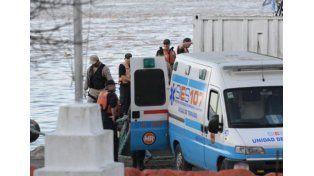 Hallaron sin vida en el río al joven desaparecido en Rosario