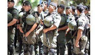 Confirmaron relevo de la cúpula de Gendarmería Nacional