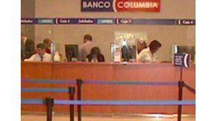 Un grupos de ladrones ingresó anoche en un banco en pleno microcentro de Rosario