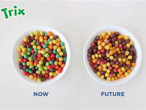 Los alimentos tendrán nuevos tonos sin colorantes artificiales