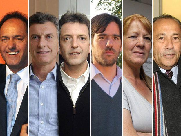 Difundieron los temas del primer debate presidencial de la historia argentina