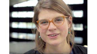 Una ONG pidió información por dudas en el currículum de Delfina Rossi