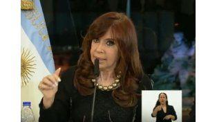 En vivo: Cristina Kirchner habla en cadena nacional por primera vez después de las PASO