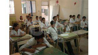 Inclusión. Acciones como el Vuelvo a Estudiar lograron una mejora del 18% en la tasa de retorno escolar / Foto: Archivo Uno