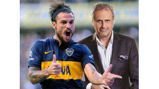 Re caliente: Osvaldo defenestró a Rial con una publicación