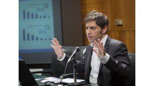 Kicillof lanzó nuevas medidas para el sector agropecuario.