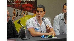 Santi logró la medalla de plata en los Panamericanos de Toronto / Foto: Manuel Testi - Uno Santa Fe