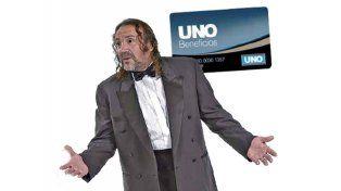 Risas y más risas. Garay saltó del anonimato a la fama de la mano de Marcelo Tinelli en el programa televisivo ShowMatch.