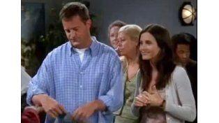 Friends se vuelve viral con una escena censurada tras los atentados del 11-S