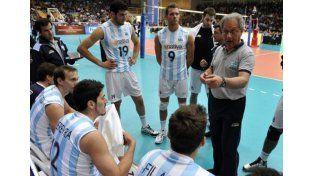 Ascenso Mundial: La Selección de vóley jugará en la zona Elite en la Liga 2016