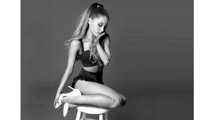 Ariana Grande llega por primera vez a la Argentina