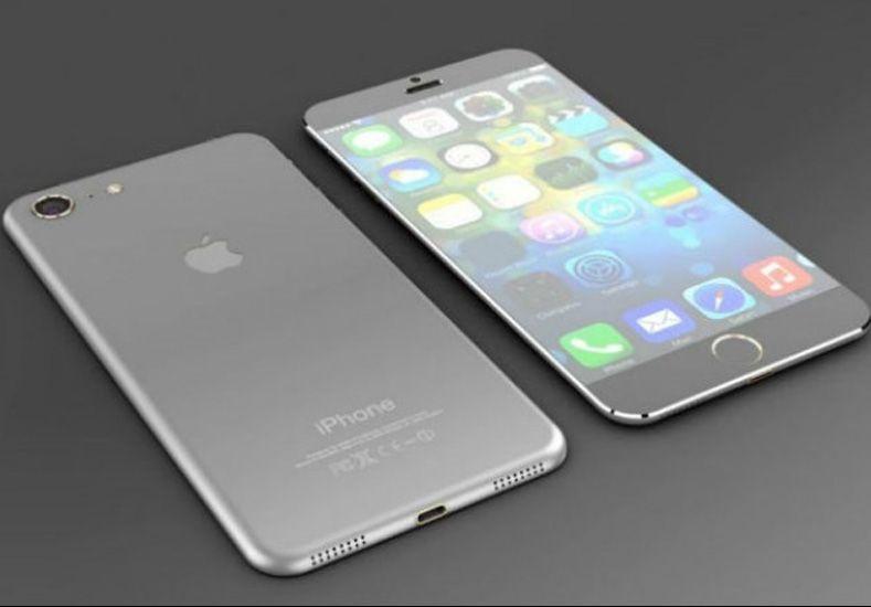 El iPhone 7 vendría con células solares