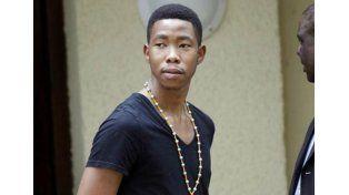 Detienen a nieto de Mandela por violación