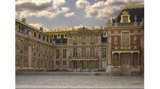 ¿Qué planean construir en el Palacio de Versalles?
