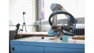 Desarrollan robots capaces de aprender y evolucionar