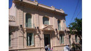 Edificio de la unidad Regional 14° departamento San Javier