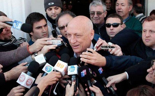 Le voy a pedir a Berni que Gendarmería se quede en la provincia hasta el fin de nuestros mandatos