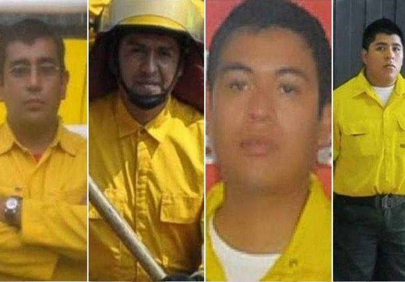 Horror en el fuego: brigadistas filmaron su propia muerte en un incendio