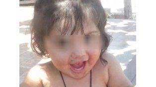 Una triste noticia: murió Tiziana, la nena de 2 años que consumió silicona líquida