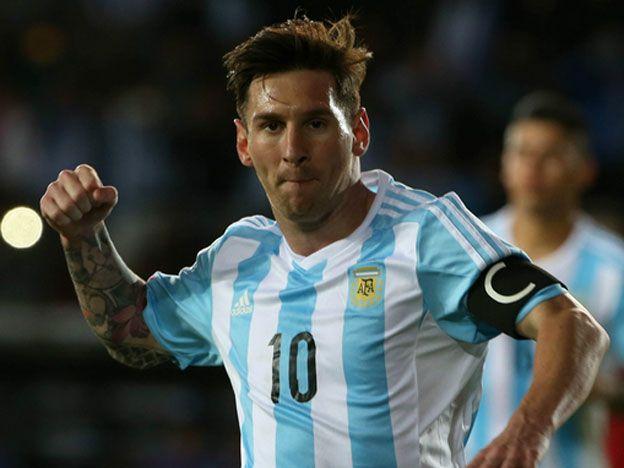 Se cumplen diez años del debut de Messi en la Selección mayor