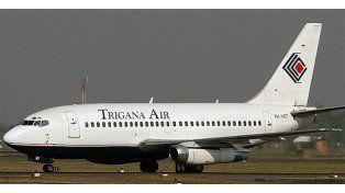 Se estrelló contra una montaña el avión de Trigana Air que había perdido contacto
