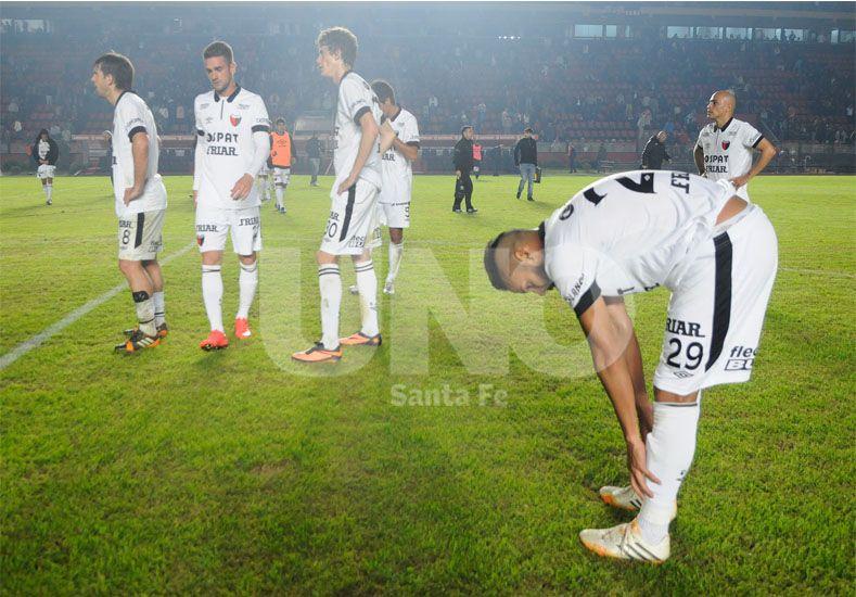 Ismael Benegas y Germán Conti anotaron los últimos dos goles que convirtió el Sabalero / Foto: Manuel Testi - Uno Santa Fe