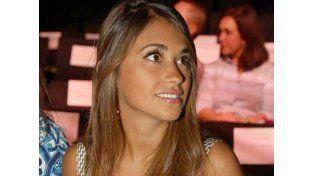 ¿In fraganti? La polémica foto de la mujer de Messi
