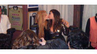 El alocado festejo de cumpleaños de Moria Casán: a los picos con Graciela Alfano