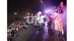 La Fiesta de las Colectividades comenzó a desplegar su diversidad en la Belgrano