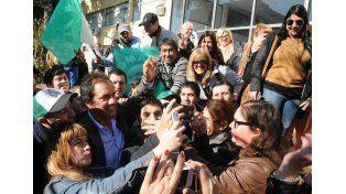"Scioli: Macri ha revelado su proyecto claramente neoliberal"""