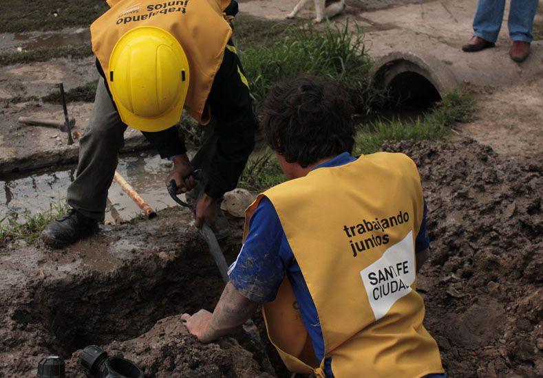 El Municipio licita cuatro obras hídricas que reforzarán la Cuenca Flores
