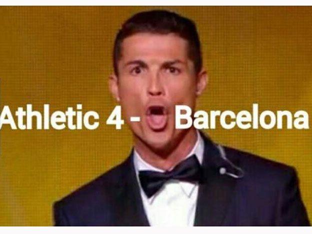 No podían faltar: los memes tras la derrota del Barça