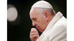Francisco dedicó oraciones y pensamientos por las explosiones en China