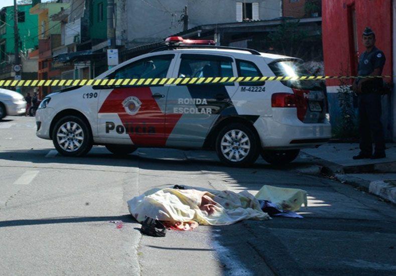 Brasil: terror en San Pablo por decenas de asesinados en una noche