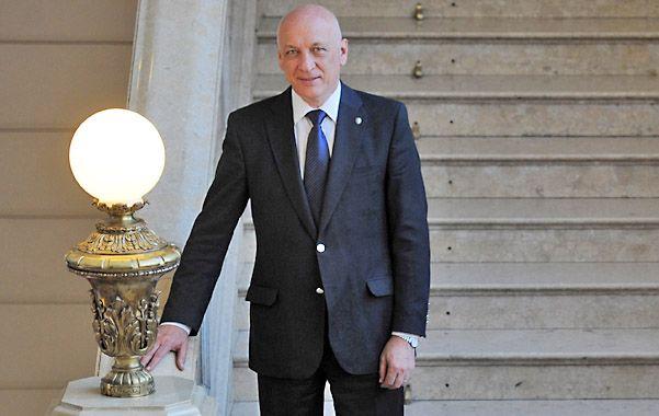 """Antonio Bonfatti gobernará la provincia hasta el 10 de diciembre. """"Lifschitz no podrá quejarse de ninguna herencia recibida"""""""