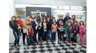 Diario UNO entregó los premios por el concurso del Día del Niño