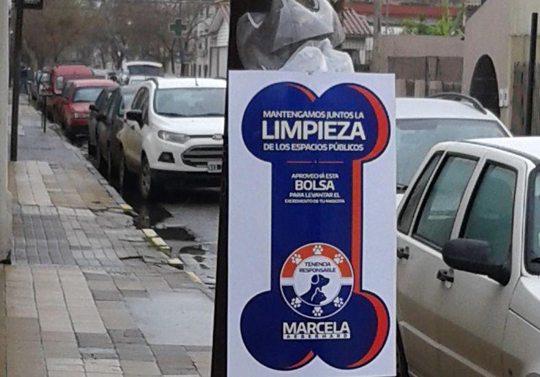 Colocarán en espacios de la ciudad mil dispensers para recolección de residuos de animales